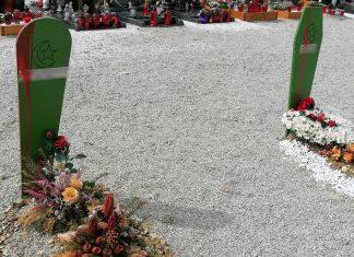 Slovénie - des tombes musulmanes profanées avec du liquide rouge et du porc