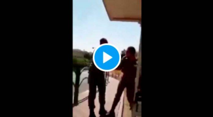 Un soldat israélien qui refuse de combattre contre les Palestiniens se fait tabasser par ses collègues - VIDEO