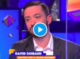 «Ils se prennent en selfie toutes les 2 heures, on dirait la Team Rocket !» David Guiraud humilie Eric Zemmour et Jen Messiha - VIDEO