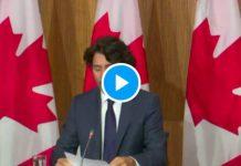 L'islamophobie est réelle Justin Trudeau dénonce le meurtre d'une famille musulmane au Canada - VIDEO