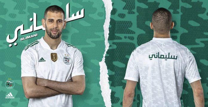 Adidas lance des maillots de joueurs floqués en arabe pour le marché africain