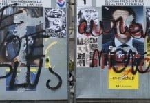 Alpes-Maritimes - un candidat RN filmé en train d'arracher ses propres affiches électorales