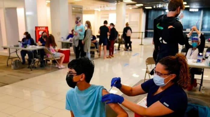Emirats arabes unis des enfants de la famille royale participent aux essais du vaccin Covid-19