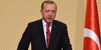 """Erdogan : """"Nous discuterons des relations entre la Turquie et la France"""""""