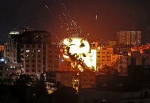 Israël bombarde à nouveau Gaza, première attaque depuis la trêve avec le Hamas