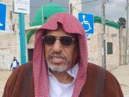 Israël - des citoyens palestiniens condamnent l'arrestation d'un haut imam