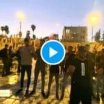 Jérusalem Des soldats israéliens agressent des Palestiniens en pleine prière du Maghreb - VIDEO