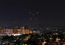 La Syrie affirme que des attaques aériennes israéliennes ont visé Damas