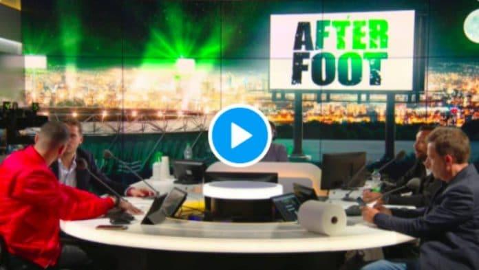 La mère d'Adrien Rabiot insulte les familles de Paul Pogba et Kilian Mbappé dans les tribunes - VIDEO
