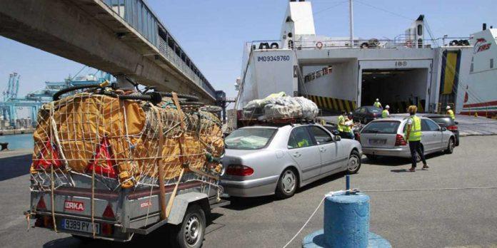 Le Maroc interdit l'accès aux voyageurs par les ports espagnols