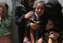 Les enfants de Gaza subissent des traumatismes psychologiques un mois après la guerre