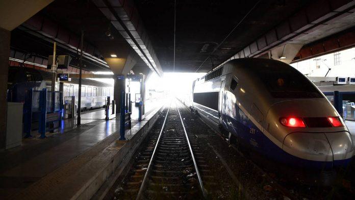 Marseille - un TGV ciblé par des tirs d'armes à feu lors de son arrivée en gare