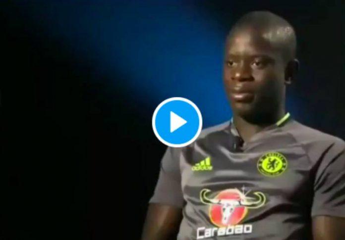 N'Golo Kanté « Ma religion (islam), je la mets avant le football » - VIDEO