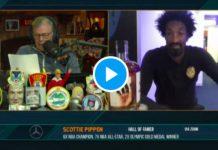 Pippen qualifie l'entraîneur Phil Jackson de raciste et Michael Jordan d'égoïste dans une interview - VIDEO