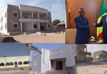 Sadio Mané profite de ses vacances au Sénégal pour mettre en exécution ses projets en cours notamment ceux à Bambaly, son village natal.