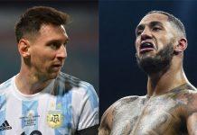 «Moche et éclaté» - Tony Yoka s'en prend violemment à Lionel Messi