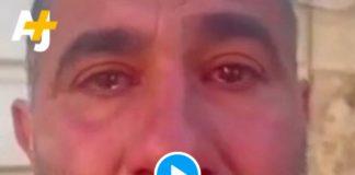 « Ne pleure pas Papa » Mohamed Nasser à 2 jours pour détruire sa maison ou payer 50 000 euros à Israël - VIDEO