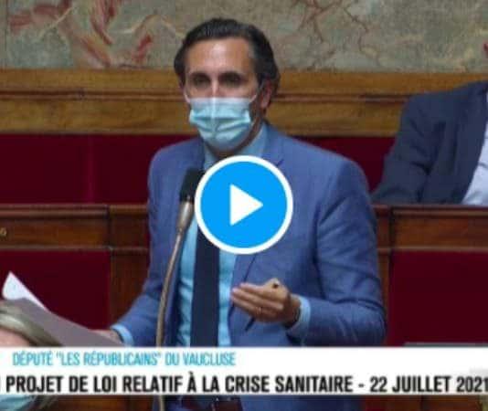 «Vous êtes devenus fous !» Les députés votent pour le licenciement des salariés qui refuseraient de se faire vacciner - VIDEO