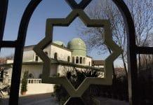 Bondy - un homme brise les vitres de la mosquée avec des trophées de sport