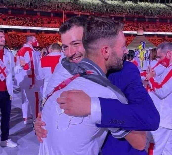 Deux frères syriens séparés par la guerre se retrouvent aux Jeux Olympique