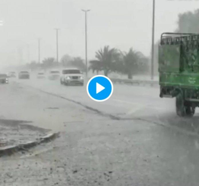 Dubaï déclenche des pluies diluviennes en libérant des charges électriques dans les nuages - VIDEO
