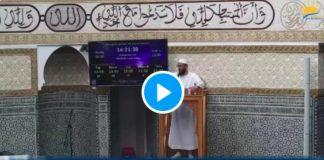 Gennevilliers Gérald Darmanin ordonne l'expulsion de l'imam Mehdi pour des propos jugés «sexistes» (1)
