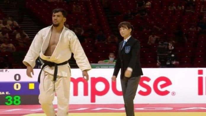 JO Tokyo - le judoka algérien Fetih Nourine déclare forfait pour éviter d'affronter un adversaire israélien