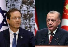 La Turquie et Israël veulent améliorer leurs relations après une conversation entre les deux présidents