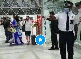 Le Maroc fête l'arrivée des premiers passagers israéliens à l'aéroport de Marrakech - VIDEO
