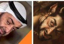 Les Emirats arabes unis protestent contre une peinture représentant Mohammed Ben Zayed en diable