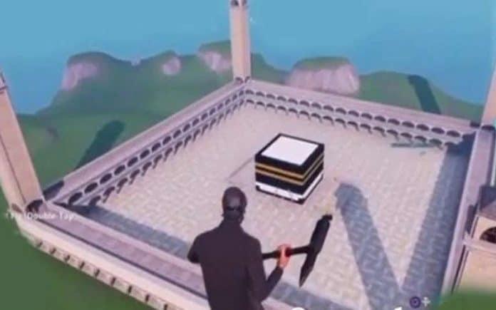 L'université Al-Azhar met en garde contre le jeu vidéo Fortnite qui incite à la démolition de la Kaaba   alNas.fr