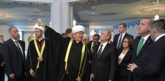 Vladimir Poutine félicite les musulmans pour la fête de l'Aïd al-Adha