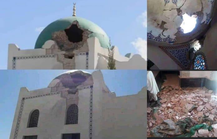 Éthiopie : La mosquée historique al-Nejashi détruite et pillée lors d'un conflit armé- VIDEO