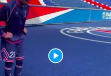 «C'était chaud!» Face à un supporter algérien, Julien Daxler reconnait le talent de l'équipe d'Algérie - VIDEO (1)