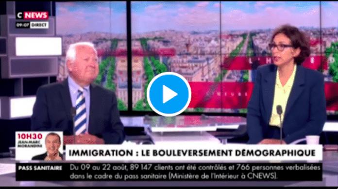 «Il y a jusqu'à 70% de prisonniers musulmans en France» déclare une chroniqueuse de Pascal Praud - VIDEO