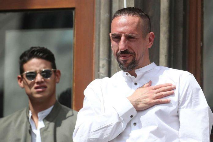 Algérie - Franck Ribéry fait don de 200 000 euros à un hôpital d'Oran