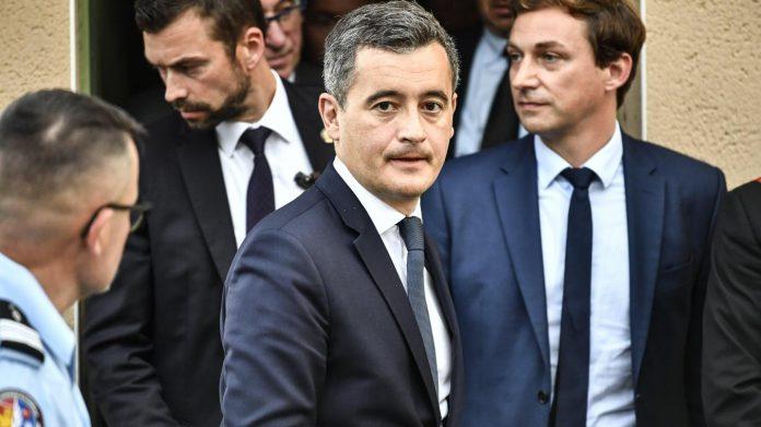 Darmanin refuse de suspendre les policiers impliqués dans la mort de Cédric Chouviat