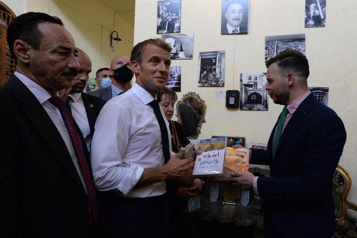 La France restera aussi longtemps que l'Irak le demanderadéclare Emmanuel Macron en visite en Irak - VIDEO