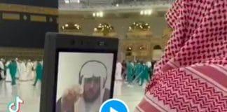 La Mecque les savants délivrent des Fatawas à travers des écrans mobiles autour de la Kaaba - VIDEO