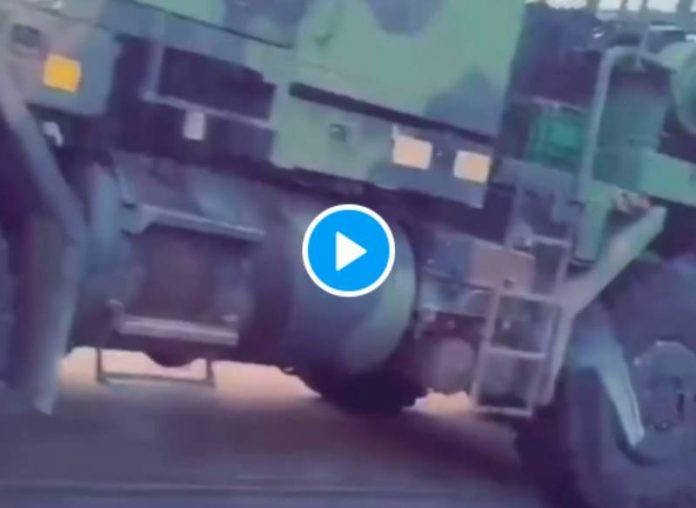 Le Maroc déploie son armée près de la frontière algérienne - VIDEO (1)
