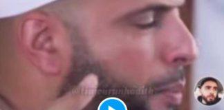 «Le bonheur est à côté de vous» un imam fait un rappel bouleversant sur la place des parents - VIDEO (1)
