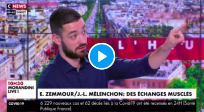 «Vous êtes un hypocrite avec une mentalité de Taliban» David Guiraud défend les musulmans face à un journaliste d'extrême-droite - VIDEO