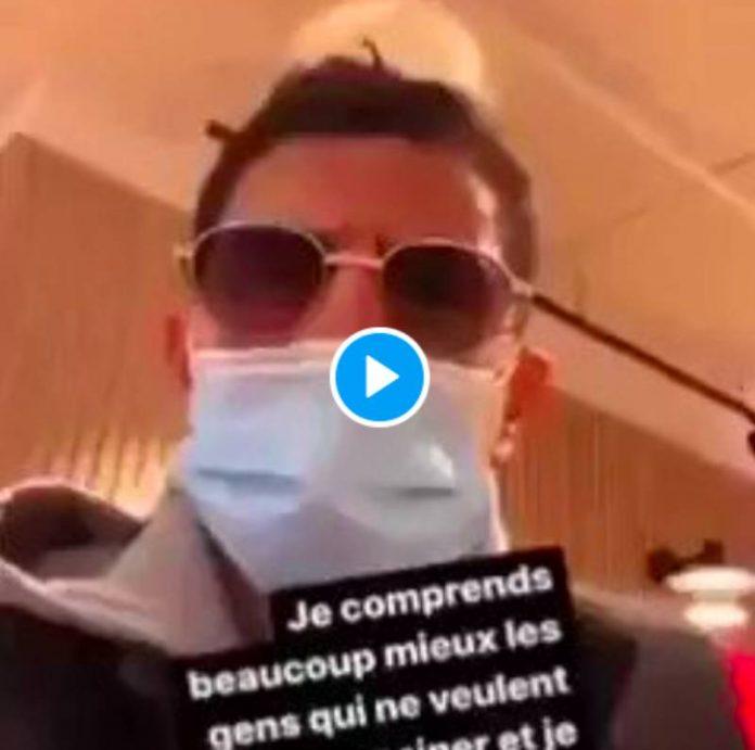 «J'ai passé une semaine dans mon lit à agoniser» Said Taghmaoui révèle ses symptômes après la vaccination - VIDEO (1)