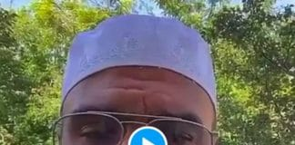 Aubervilliers l'imam Mehdi scandalisé par la vol de son scooter devant la mosquée - VIDEO (1)