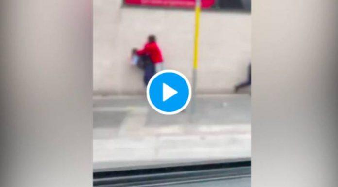 Covid-19 : un homme tabasse des policiers venus l'interpeller en raison des restrictions sanitaires en Australie - VIDEO   alNas.fr