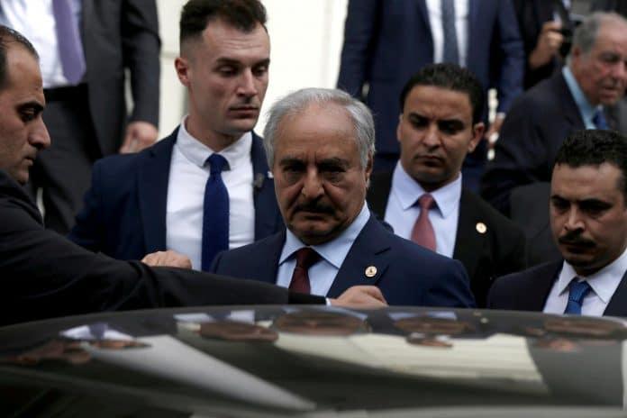 Des responsables du renseignement israélien ont rencontré le candidat libyen à la présidence