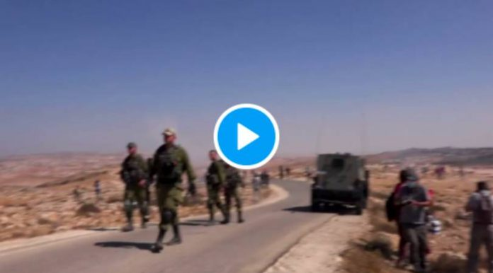 Des soldats israéliens.. (1)