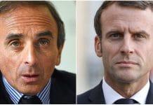 Emmanuel Macron demande une note sur l'immigration à Eric Zemmour
