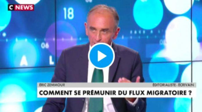 Eric Zemmour «La France ne doit rien aux Afghans, ce ne sont pas des harkis» - VIDEO