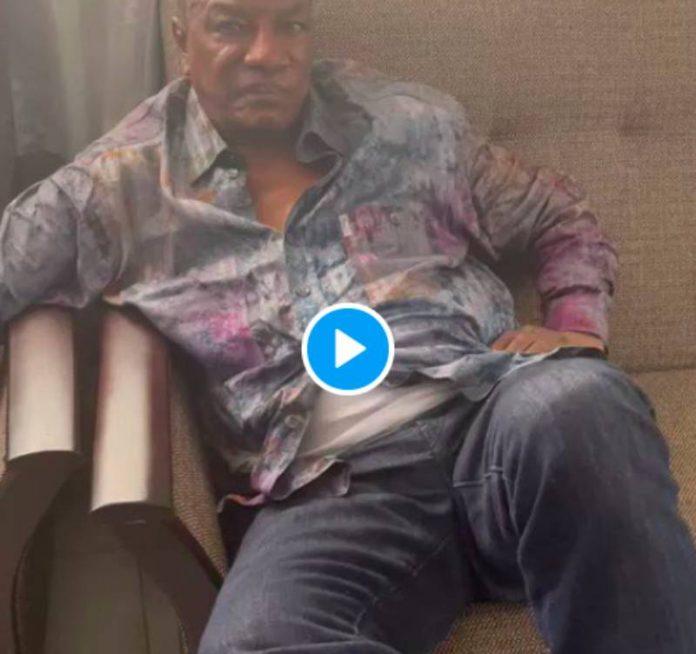 Guinée Arrêté en peignoir, le président Alpha Condé stockait 30 millions d'euros en liquide dans sa chambre - VIDEO (1)